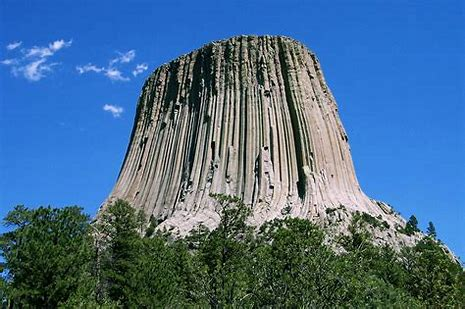 Devils Tower Wyoming