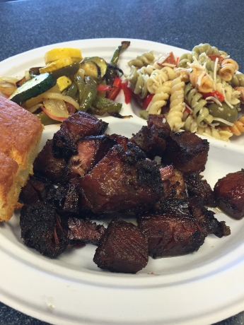 D&R Burnt ends