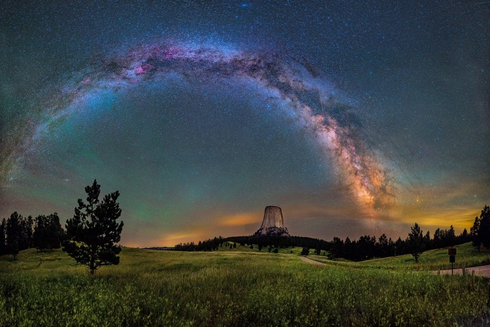 Grand Devils Tower