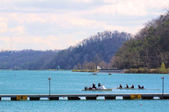 Melton Hill Lake Rowing