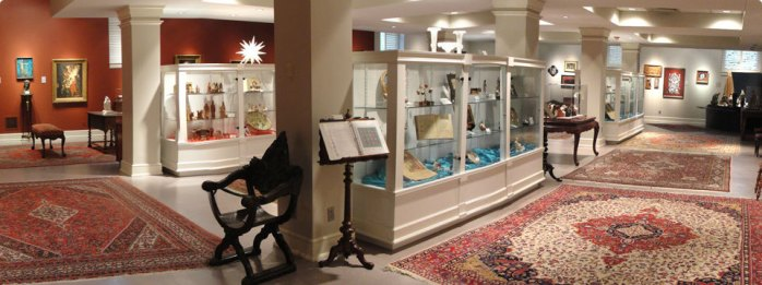 Upper Room Museum